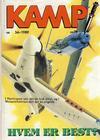 Cover for Kamp-serien (Serieforlaget / Se-Bladene / Stabenfeldt, 1964 series) #34/1989