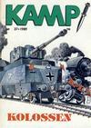 Cover for Kamp-serien (Serieforlaget / Se-Bladene / Stabenfeldt, 1964 series) #37/1989