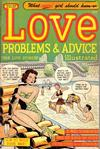 Cover for Love Problems and Advice, Illustrated (McCombs, 1949 series) #2