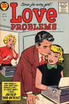 Cover for True Love Problems and Advice Illustrated (Harvey, 1949 series) #36