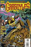 Cover for Gargoyles (Marvel, 1995 series) #7 [Direct Edition]