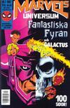 Cover for Marvels universum (Semic, 1987 series) #7/1987