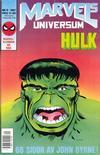 Cover for Marvels universum (Semic, 1987 series) #9/1987