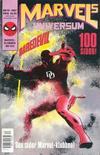 Cover for Marvels universum (Semic, 1987 series) #10/1987