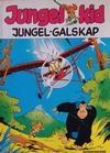 Cover for Jungel Kid (Interpresse, 1981 series) #2 - Jungel-galskap