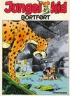 Cover for Jungel Kid (Interpresse, 1981 series) #4 - Bortført