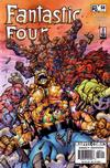 Cover for Fantastic Four (Marvel, 1998 series) #58 (487) [Direct Edition]
