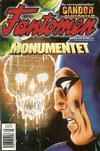 Cover for Fantomen (Egmont, 1997 series) #25/1999