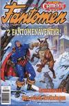 Cover for Fantomen (Egmont, 1997 series) #14/2000