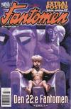 Cover for Fantomen (Egmont, 1997 series) #15/2000