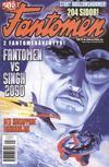 Cover for Fantomen (Egmont, 1997 series) #21/2000