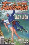 Cover for Fantomen (Egmont, 1997 series) #2/2001