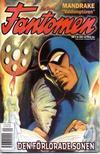 Cover for Fantomen (Egmont, 1997 series) #9/2001