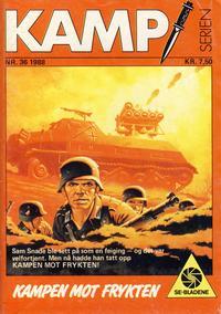 Cover Thumbnail for Kamp-serien (Serieforlaget / Se-Bladene / Stabenfeldt, 1964 series) #36/1988