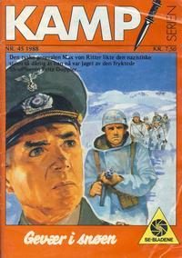 Cover Thumbnail for Kamp-serien (Serieforlaget / Se-Bladene / Stabenfeldt, 1964 series) #45/1988