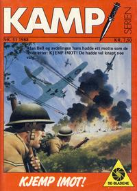 Cover Thumbnail for Kamp-serien (Serieforlaget / Se-Bladene / Stabenfeldt, 1964 series) #51/1988