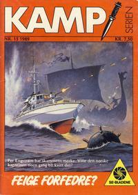 Cover Thumbnail for Kamp-serien (Serieforlaget / Se-Bladene / Stabenfeldt, 1964 series) #15/1989