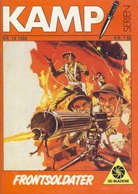 Cover Thumbnail for Kamp-serien (Serieforlaget / Se-Bladene / Stabenfeldt, 1964 series) #18/1989
