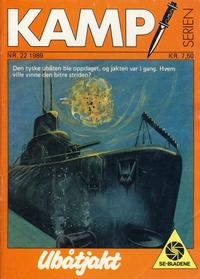 Cover Thumbnail for Kamp-serien (Serieforlaget / Se-Bladene / Stabenfeldt, 1964 series) #22/1989