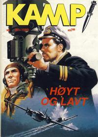 Cover Thumbnail for Kamp-serien (Serieforlaget / Se-Bladene / Stabenfeldt, 1964 series) #39/1989