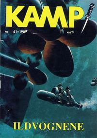 Cover Thumbnail for Kamp-serien (Serieforlaget / Se-Bladene / Stabenfeldt, 1964 series) #41/1989