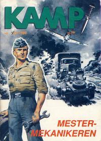 Cover Thumbnail for Kamp-serien (Serieforlaget / Se-Bladene / Stabenfeldt, 1964 series) #43/1989