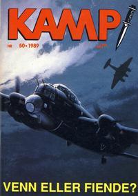 Cover Thumbnail for Kamp-serien (Serieforlaget / Se-Bladene / Stabenfeldt, 1964 series) #50/1989