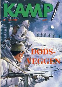 Cover Thumbnail for Kamp-serien (Serieforlaget / Se-Bladene / Stabenfeldt, 1964 series) #51/1989