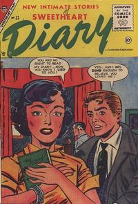 Cover Thumbnail for Sweetheart Diary (Charlton, 1955 series) #32