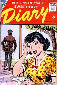 Cover Thumbnail for Sweetheart Diary (Charlton, 1955 series) #33