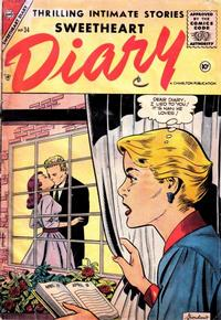 Cover Thumbnail for Sweetheart Diary (Charlton, 1955 series) #34