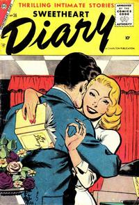 Cover Thumbnail for Sweetheart Diary (Charlton, 1955 series) #36