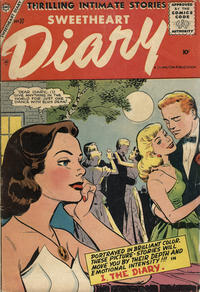 Cover Thumbnail for Sweetheart Diary (Charlton, 1955 series) #37
