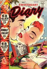 Cover Thumbnail for Sweetheart Diary (Charlton, 1955 series) #41