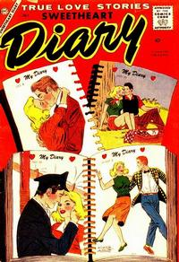 Cover Thumbnail for Sweetheart Diary (Charlton, 1955 series) #42