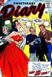 Cover Thumbnail for Sweetheart Diary (Charlton, 1955 series) #46