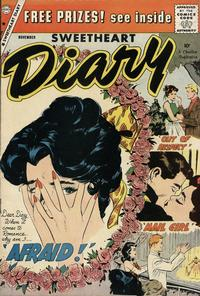 Cover for Sweetheart Diary (Charlton, 1955 series) #49