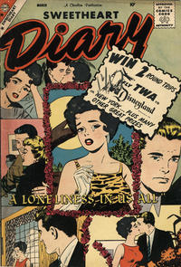 Cover Thumbnail for Sweetheart Diary (Charlton, 1955 series) #51
