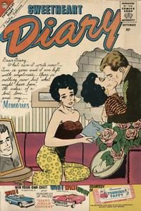 Cover Thumbnail for Sweetheart Diary (Charlton, 1955 series) #54