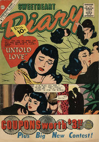 Cover for Sweetheart Diary (Charlton, 1955 series) #58