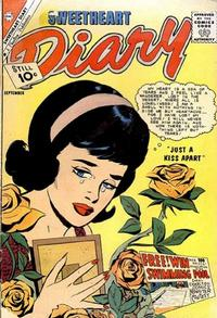 Cover for Sweetheart Diary (Charlton, 1955 series) #60
