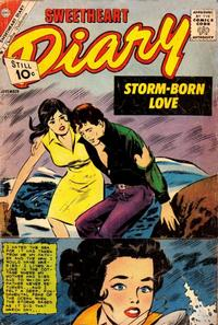 Cover Thumbnail for Sweetheart Diary (Charlton, 1955 series) #61