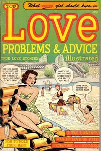 Cover Thumbnail for Love Problems and Advice, Illustrated (McCombs, 1949 series) #2