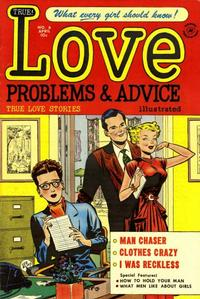 Cover Thumbnail for True Love Problems and Advice Illustrated (Harvey, 1949 series) #6