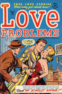 Cover Thumbnail for True Love Problems and Advice Illustrated (Harvey, 1949 series) #13