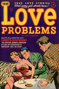 Cover Thumbnail for True Love Problems and Advice Illustrated (Harvey, 1949 series) #17