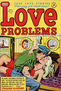 Cover Thumbnail for True Love Problems and Advice Illustrated (Harvey, 1949 series) #18
