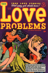 Cover Thumbnail for True Love Problems and Advice Illustrated (Harvey, 1949 series) #20