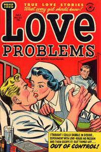 Cover Thumbnail for True Love Problems and Advice Illustrated (Harvey, 1949 series) #22