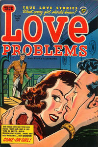 Cover Thumbnail for True Love Problems and Advice Illustrated (Harvey, 1949 series) #25